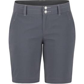 Marmot Kodachrome Pantalones convertibles Mujer, gris